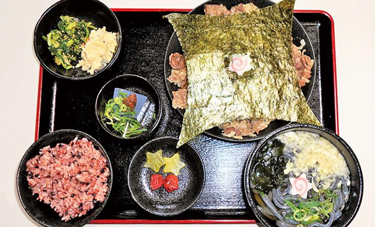 Udon & Japanese Casual Dining NIKAKU SHOKUDO