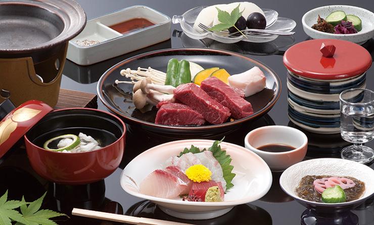 Japanese Cuisine ISENOYA