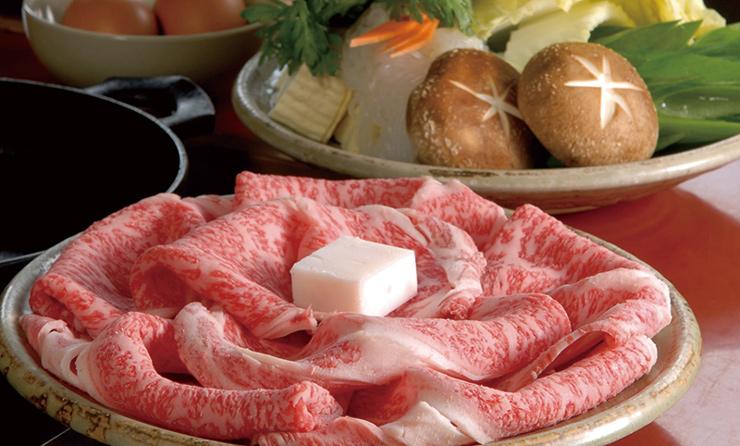 日式牛肉鍋  金穀