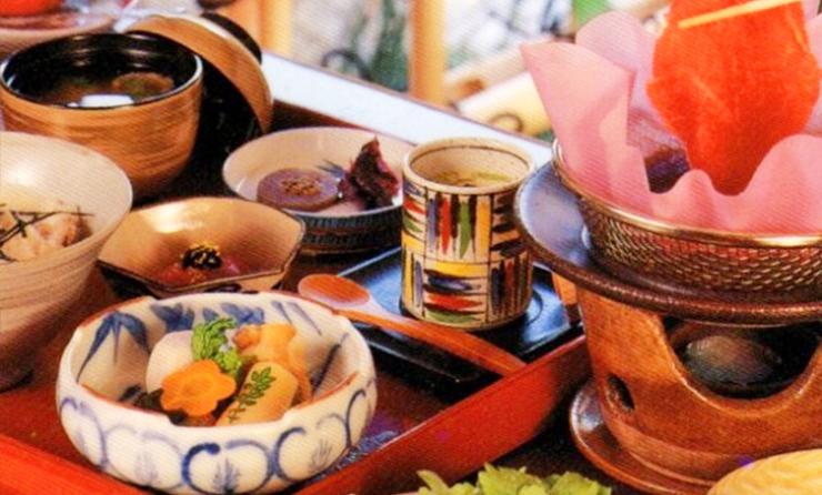 日本料理  料理喜